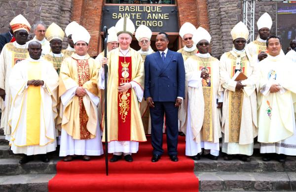 Fini les Évêques «blancs» au Congo Brazzaville