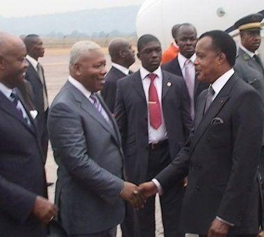 Sassou Nguesso et Isidore Mvouba : «mbongo ébima»