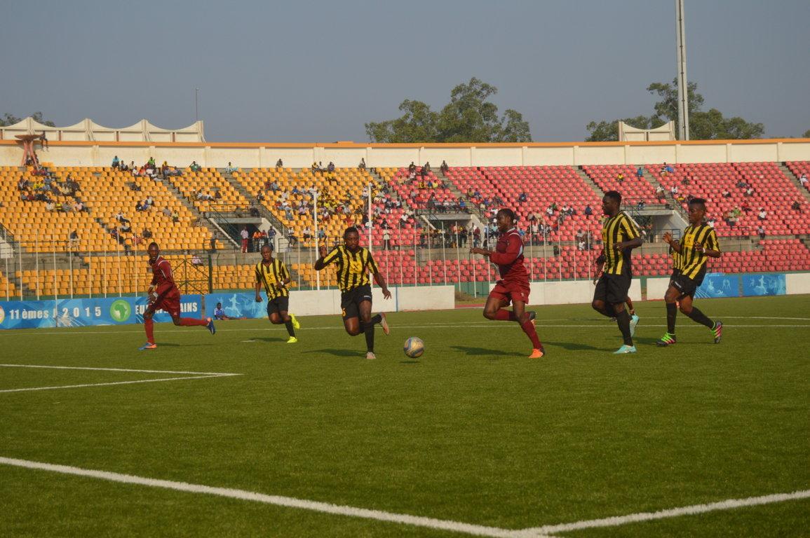 Coupure d'électricité au stade Massamba Debat de Brazzaville pour défaut de paiement de facture
