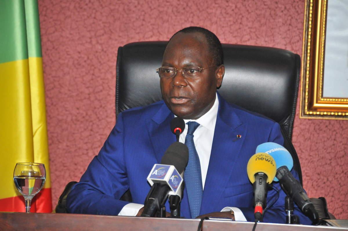 Clément Mouamba annonce la formation d'une équipe de combat