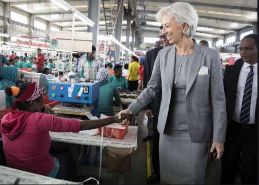 Accord Congo – FMI : Les dessous de table et perspectives (paru à Brazzaville dans le journal La Griffe du mardi 6 août 2019)