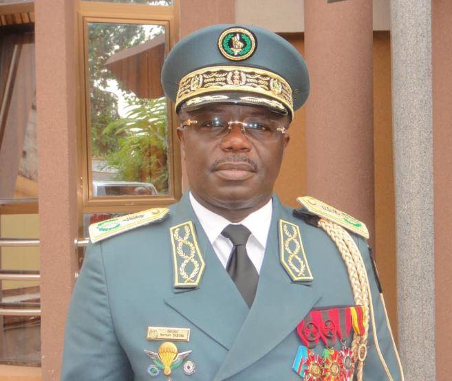 Inquiétude autour de l'état de santé du général Dabira