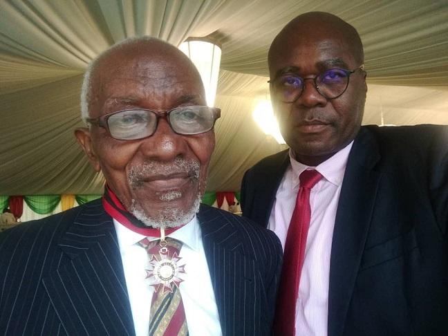GANGA Edo  a soufflé ses 86 bougies le Dimanche 27 Octobre 2019