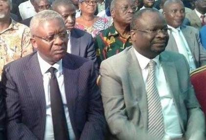 Conférence de presse de l'opposition politique congolaise ce mercredi 28 août 2019