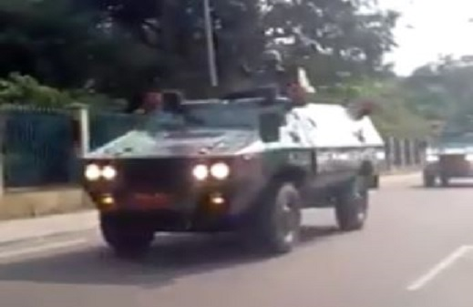 Véhicules de combat : Où va l'argent des congolais ?
