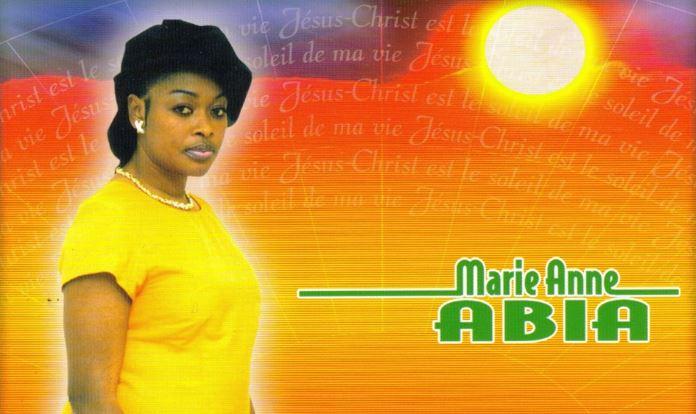 Marie-Anne ABIA, une chanteuse de louanges en pleine effervescence