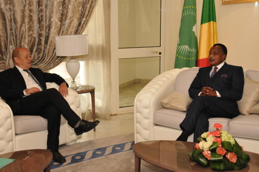 Avec le DRIAN, le Congo cesserait il d'être une nation souveraine !