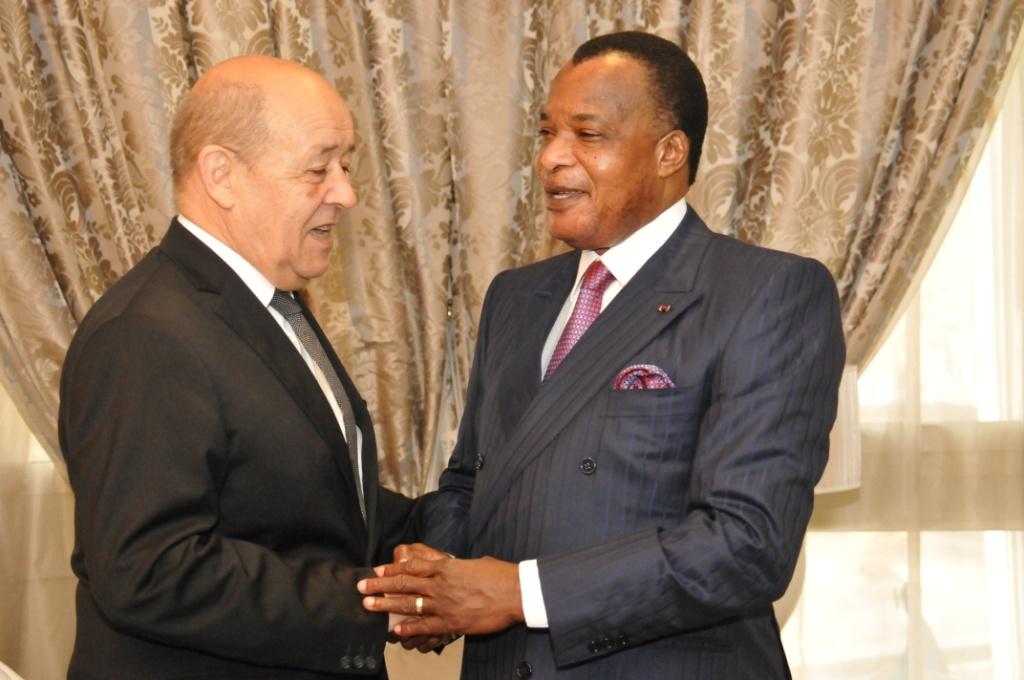 Congo: Paris « attend des actes » du président Sassou envers un opposant emprisonné