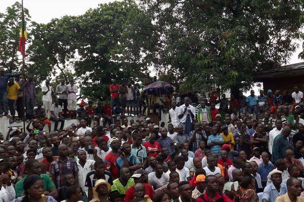 Opposition congolaise : Initiative pour la mise en place d'une Coalition de Projet