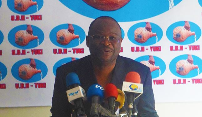 Mise au point du secrétariat national chargé de la veille informationnelle de l'UDH-YUKI