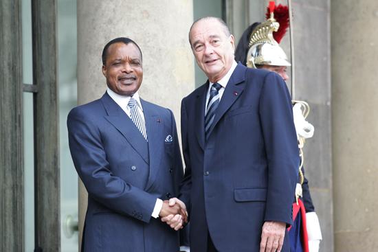 Obsèques de Jacques Chicac : M. Sassou Nguesso sera de la partie