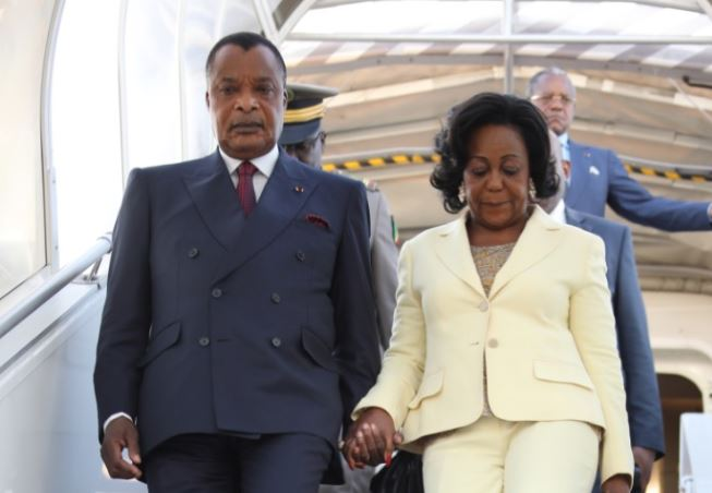 La convocation qui a failli perturber le voyage parisien de Sassou