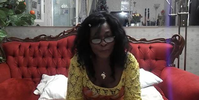 Mme Gertrude Bienvenue Malalou-Koumba  demande à M. Sassou Nguesso de quitter le pouvoir
