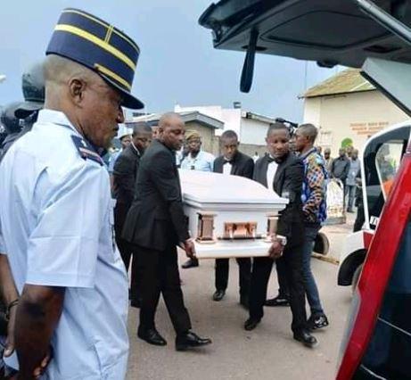 Lettre du Général Jean Marie Michel Mokoko à sa tendre mère