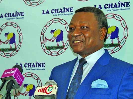 Joseph Kignoumbi Kia Mboungou jette un pavé dans le marigot politique congolais
