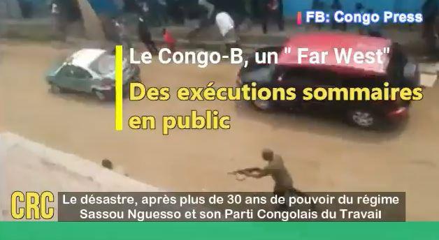 Le Congo d'aujourd'hui, un véritable désastre !