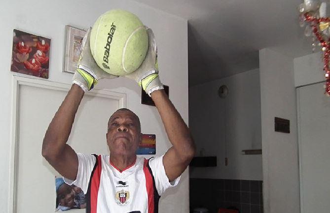 Football : L'ancien gardien du but Ngombo Ley s'est éteint mercredi à Nice en France