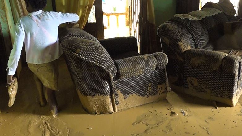 Les Etats-Unis volent au secours des victimes des inondations