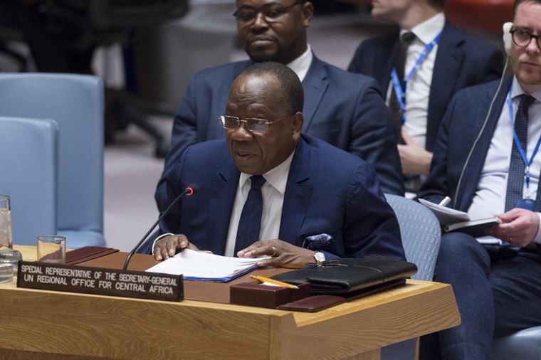 Afrique centrale : la situation politique et sécuritaire demeure préoccupante, alerte l'ONU
