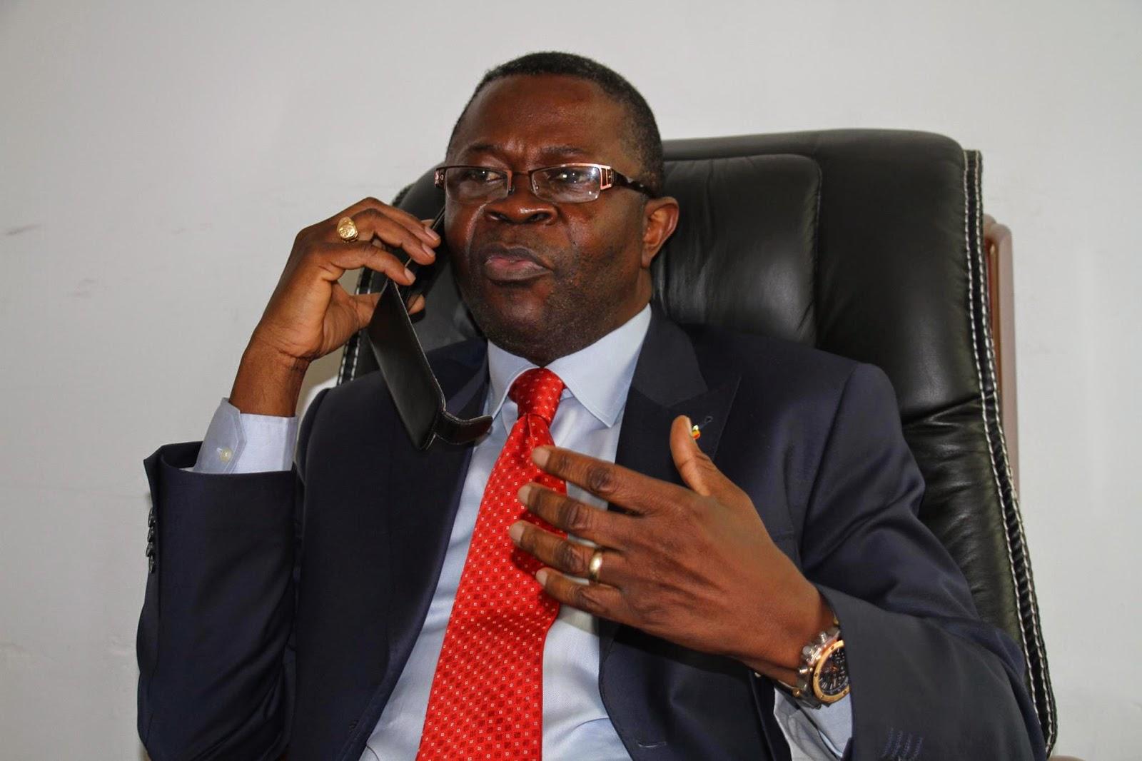 Mabio Mavoungou-Zinga : Manifeste de Pointe-Noire pour le compromis national