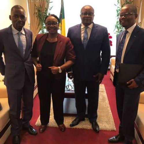 Cendrine Sassou Nguesso, Bolloré et Cie indexés dans l'arrestation de la Bâtonnière de Pointe Noire