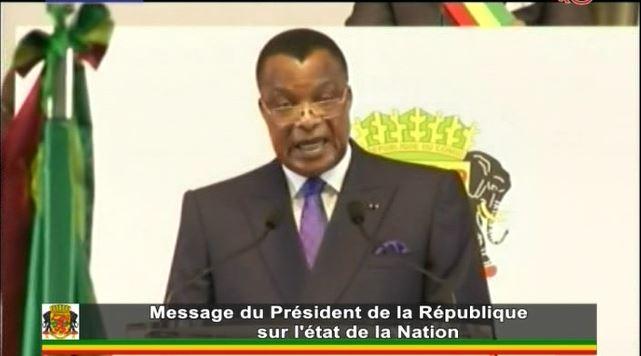 Message de Sassou Nguesso : Un discours vague et creux