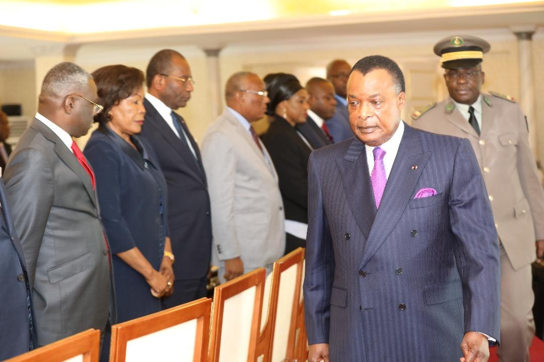 Polémique autour des voyages de MM. Sassou Nguesso et Collinet Makosso