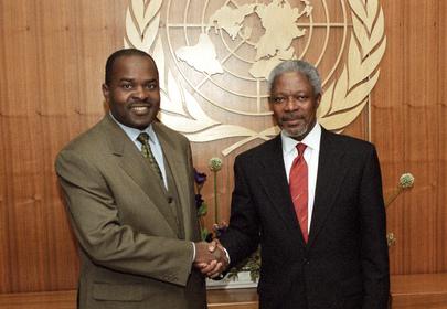 Qui a agressé l'ancien et dernier ministre des affaires étrangères de Pascal Lissouba !