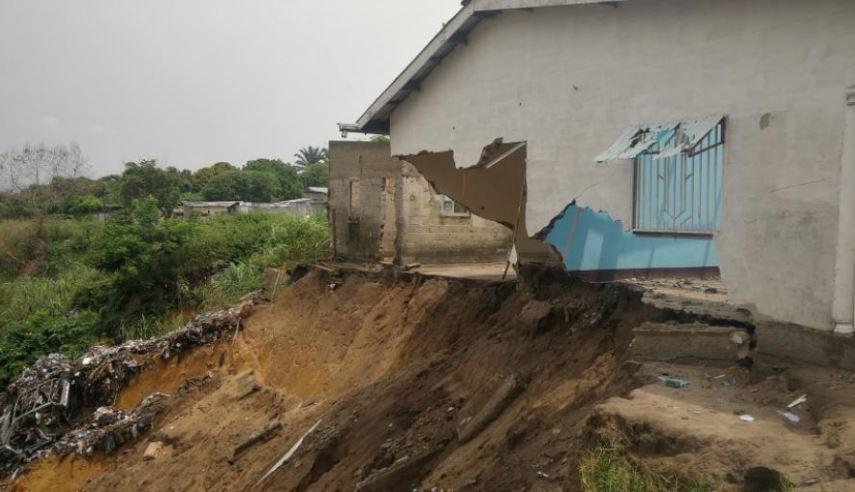 Brazzaville : le sentiment d'abandon des habitants d'Itsali face aux érosions