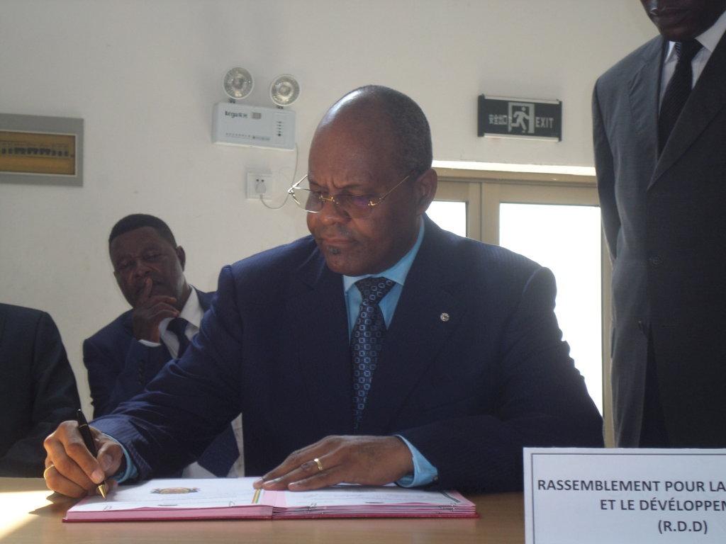 Le RDD appelle l'opposition à présenter un candidat unique en 2021