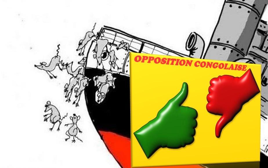 Opposition congolaise, un modèle de lâcheté en politique
