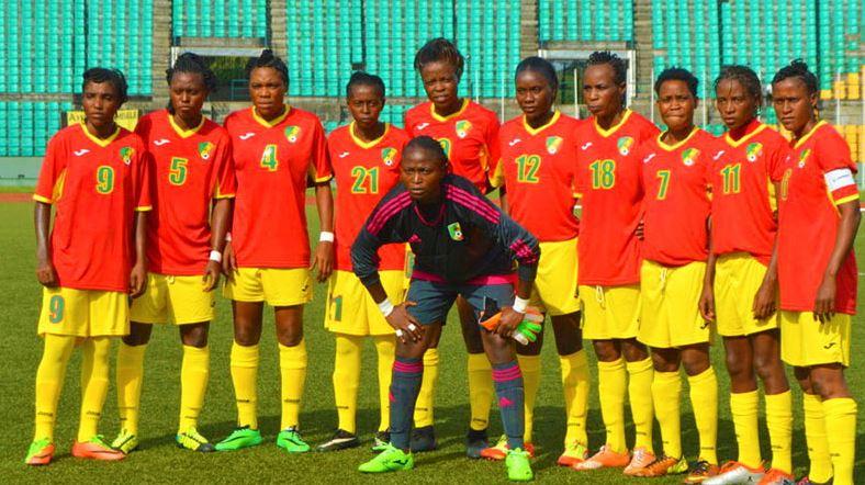 Le Congo élimine l'Angola chez les U20 dames de football