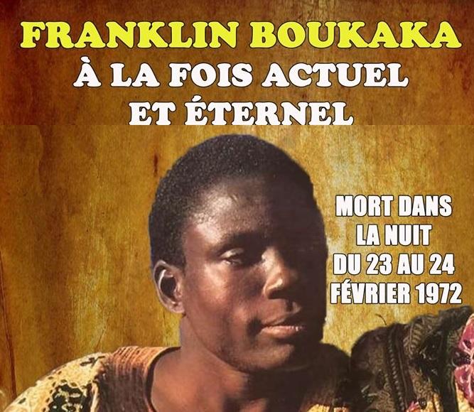 Un poème en Hommage à Franklin BOUKAKA