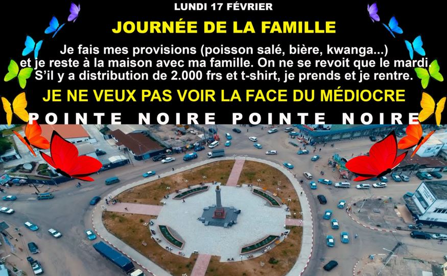 Réaction de Me Massengo Tiasse sur le déplacement de M. Sassou Nguesso au Kouilou du 17 au 23 février 2020