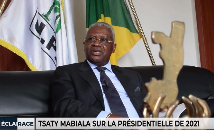 Pascal TSATY-MABIALA sur la problématique de la transition et du report de la présidentielle