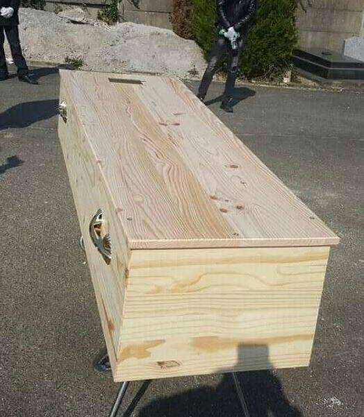 Images des obsèques de l'artiste Aurlus Mabélé