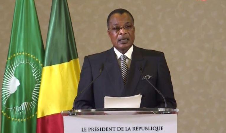 Coronavirus : Discours à la nation de M. Sassou Nguesso