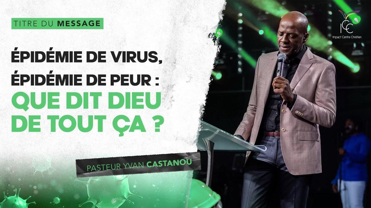 Coronavirus : Communiqué officiel des églises Impact Centre Chrétien