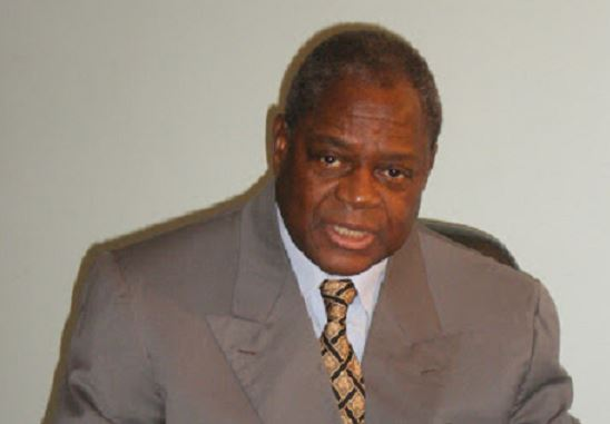 Hommage au Grand homme Nguila Moungounga Nkombo en date du 14 Avril 2010
