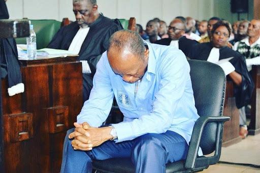 Mokoko, M'vouba, Sassou et le FMI