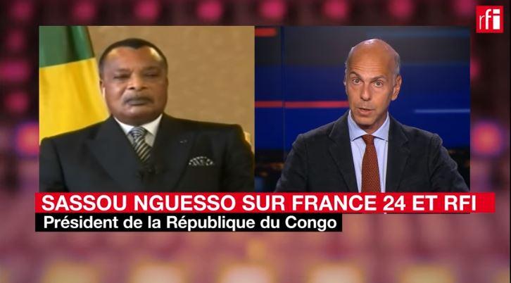 Fantasmagories et mythomanie d'un despote : Sassou Nguesso face à France 24