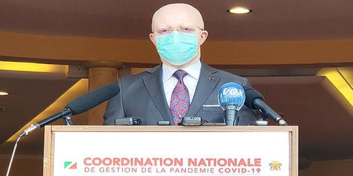 Messe de Requiem pour la presse congolaise : Thierry MOUNGALLA célèbre l'office