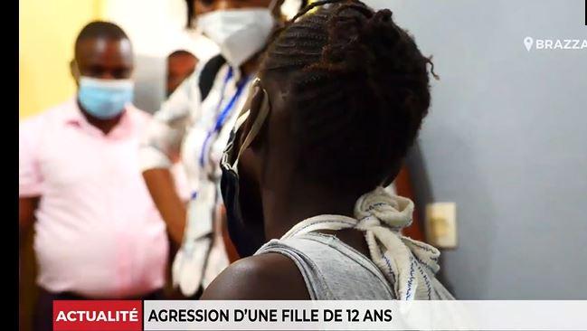 Brazzaville : Agression sexuelle sur une fille de 12 ans