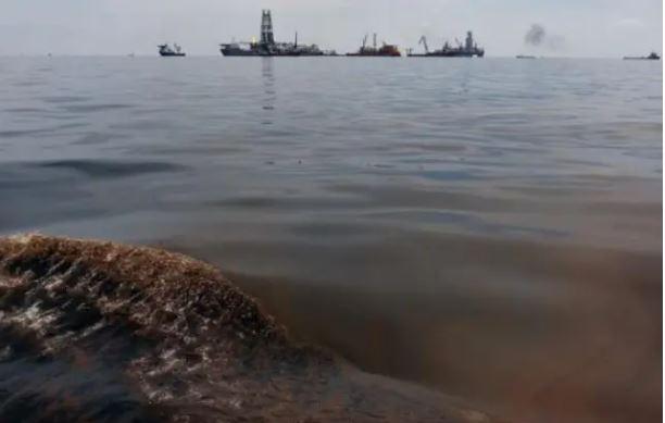 Une plateforme pétrolière « permis Emeraude » chute au large de Pointe-Noire