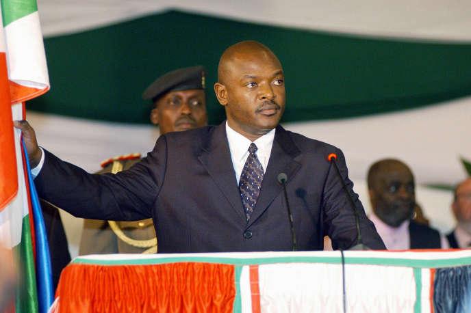 Burundi : Pierre Nkurunziza est décédé à la suite d'un « arrêt cardiaque »