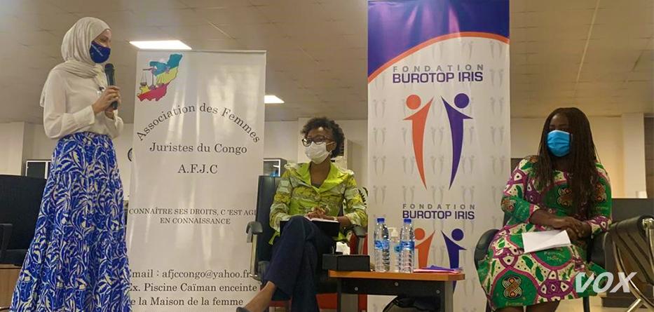 Burotop Iris sensibilise son personnel sur le harcèlement sexuel en milieu professionnel