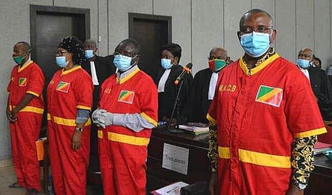 L'ex Maire de Brazzaville Christian Okemba écope de 5 ans de prison ferme