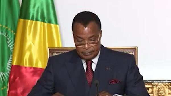 Discours de M. Sassou Nguesso : 60 ans de l'indépendance du Congo
