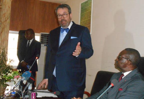 Richard Bileckot et Jean-Bernard Nkoua-Mbon s'étripent sur la gestion de Sylvain Villiard