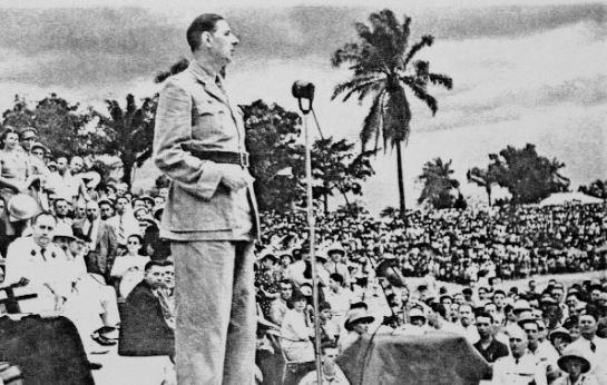Les manœuvres politiciennes autour du Manifeste de Brazzaville du 27 octobre 1940